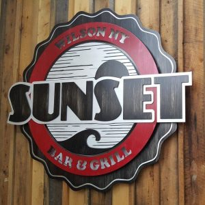 Sunset Bar and Grill Blues Wednesdays 6pm-9pm @  Sunset Bar & Grill | Wilson | New York | United States