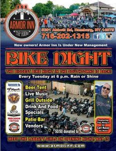 Armor Inn Bike Night @ Armour Inn Bike Night | Hamburg | New York | United States